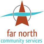 Far North Community Services logo